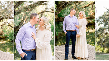 Florida Engagement Session | Tracy & Ryan