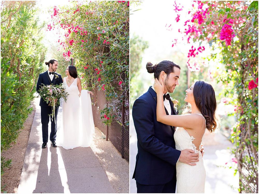 The Four Seasons Arizona Wedding