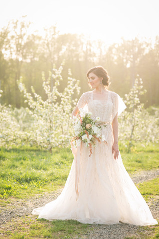 Hickory Hills Orchard | New York Wedding Inspiration