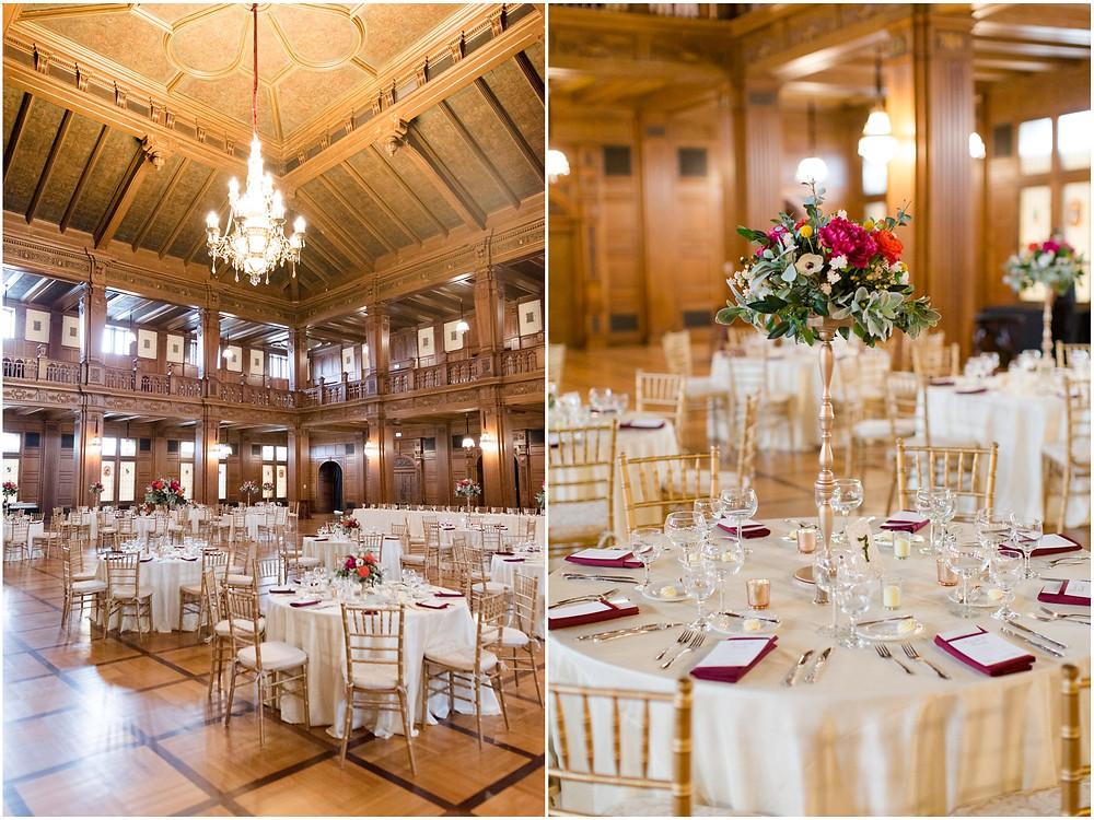 The Grand Ballroom Scottish rite