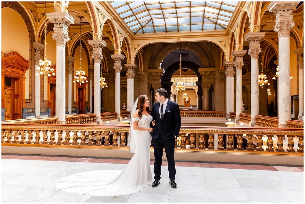I(Indiana-State-House-Wedding-Ceremomy