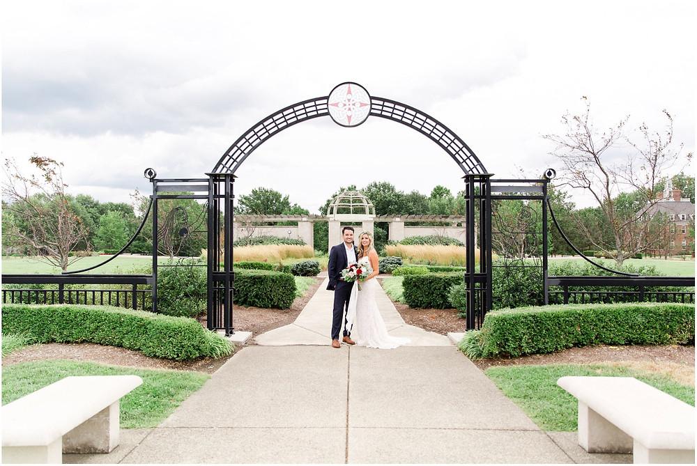 Cox hall gardens wedding
