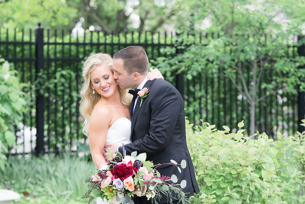 Indianapolis public library wedding