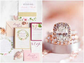 Crowne Plaza Union Station Indianapolis Wedding | Amanda & Neale