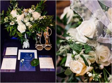 Tinker House Wedding   Emily & Grant