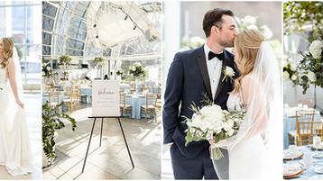 Indianapolis Artsgarden Wedding | Conrad Events | Sam & Dylan