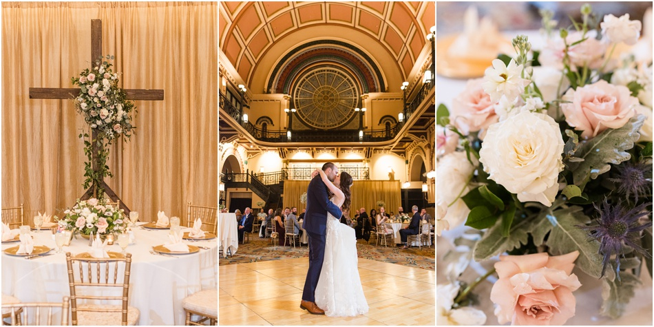 Union-Station-Crowns-plaza-wedding-indianapolis