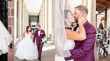 Biltwell Event Center Wedding | Kortni & Patrick