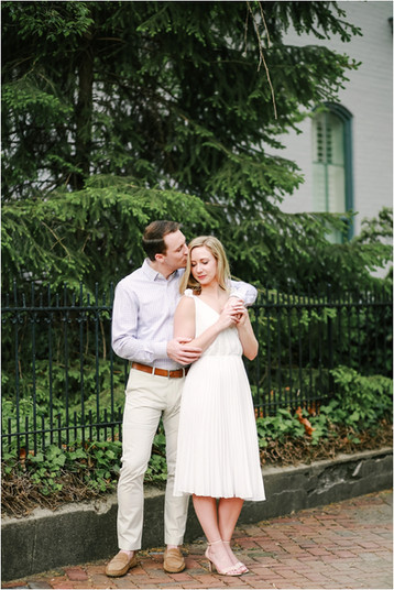 Indianapolis Engagement Session | Emily & Grant