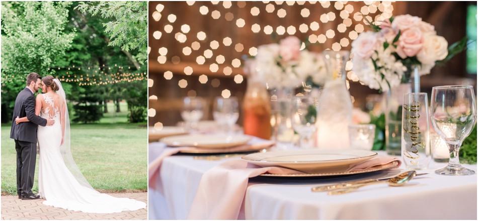 Mustard Seed Wedding Reception