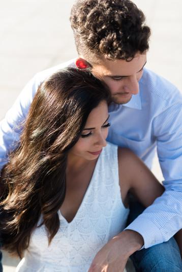 Indianapolis Engagement Session | Danielle Harris