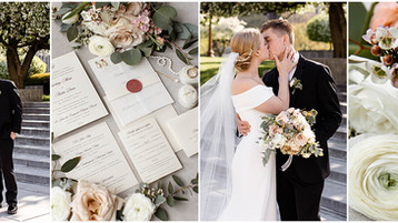 Omni Severin Hotel Wedding   Courtney & Austin