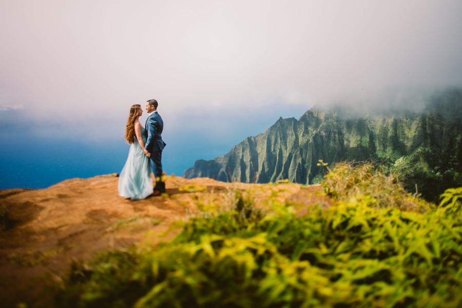 Destination Wedding Kauai Hawaii