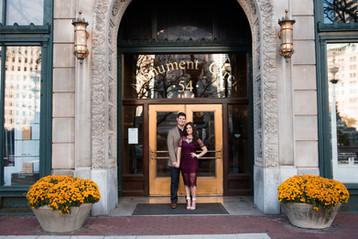 Indianapolis Engagement Session