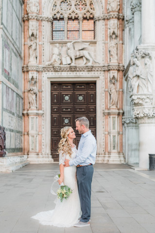 Venice Vow Renewal | Italy Destination Wedding Planning