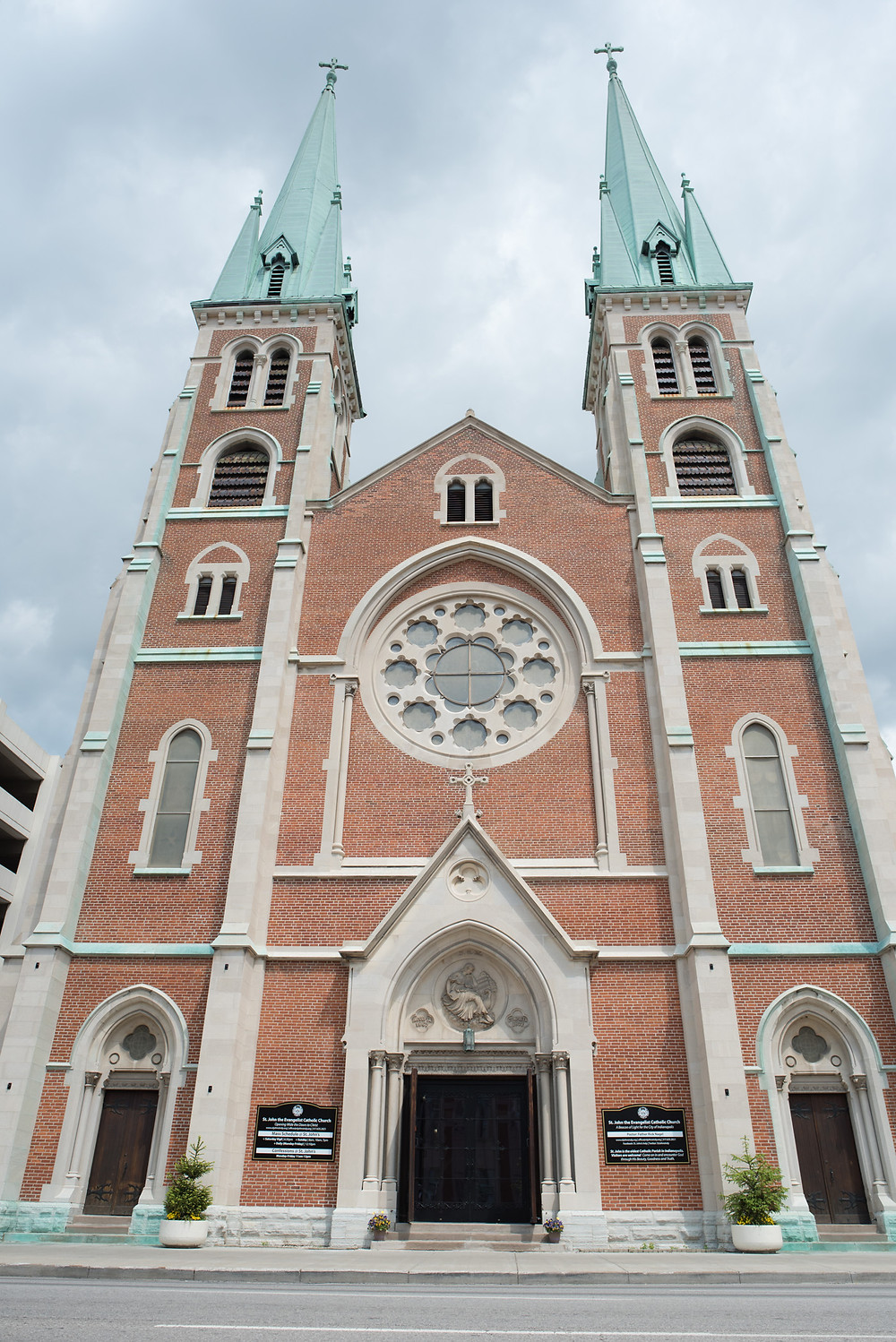 Saint Johns Catholic Church Indianapolis