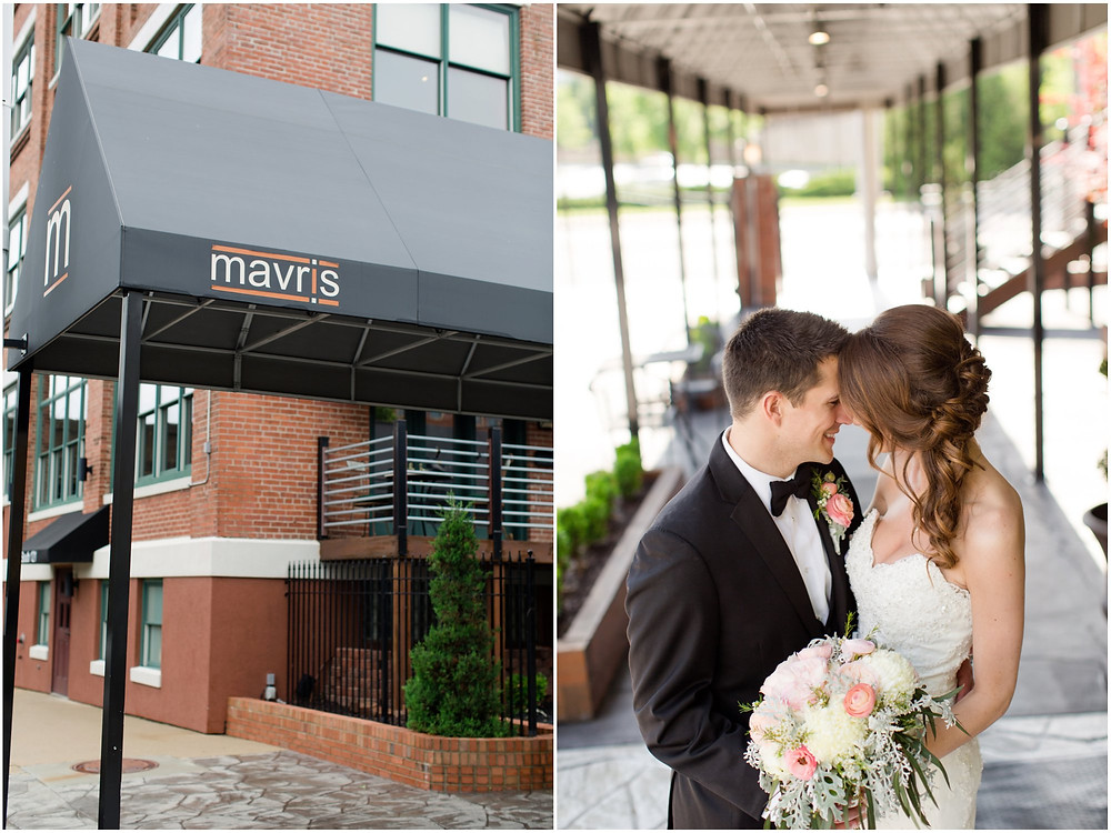 Mavris Indianapolis Wedding venue