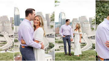 Ally & Tim's Engagement Session