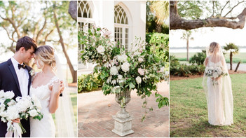 Lowndes Grove Plantation Wedding | Charleston South Carolina