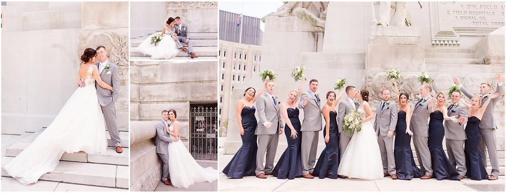 Conrad Events wedding reception