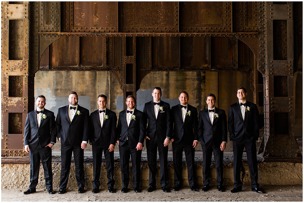Groomsmen-portrait-at-mavris-underpass