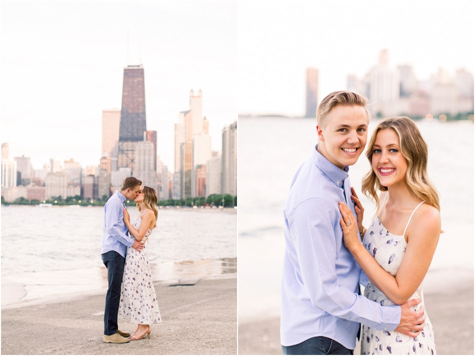 City-View-Chicago-Engagement