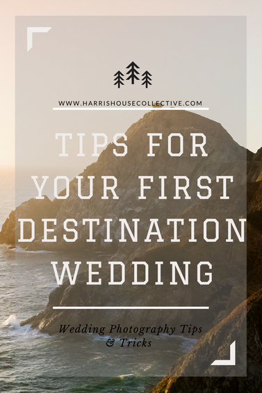 Shooting Your First Destination Wedding