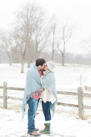 Bedford-Indiana-Wedding-Photographer | Maggie & Caleb | Danielle Harris Photography