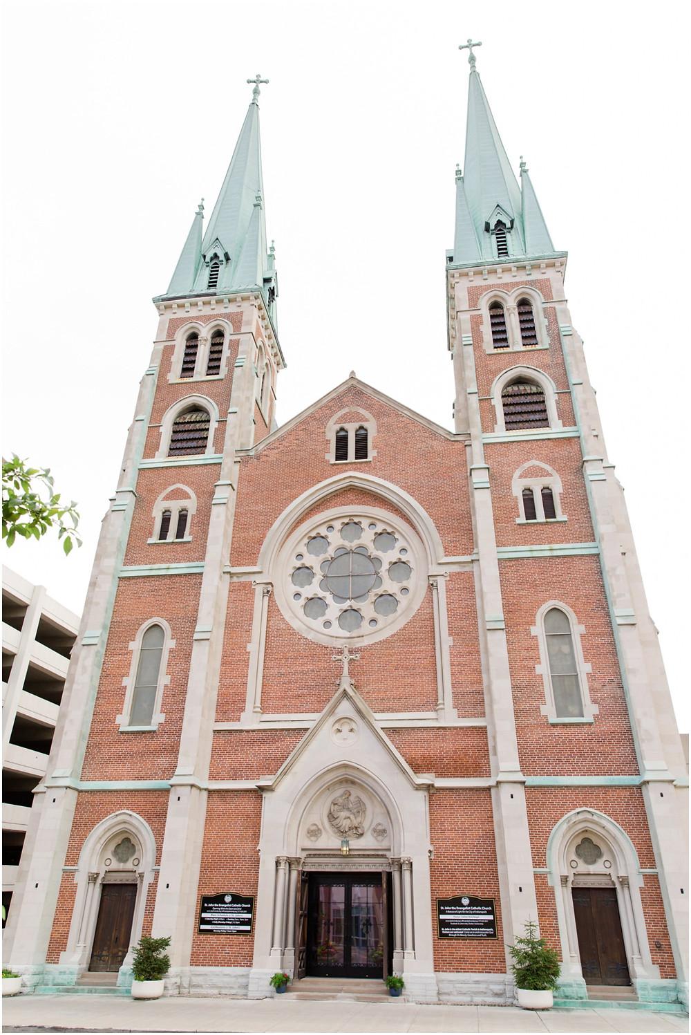 St John Indy
