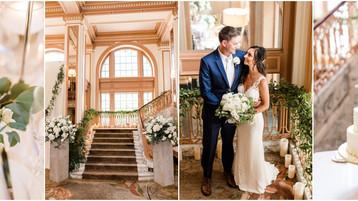 Omni Severin Indianapolis Wedding | Ali & Noah