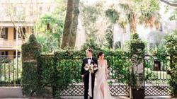 Downtown Charleston Elopement | Destination Wedding Photographer
