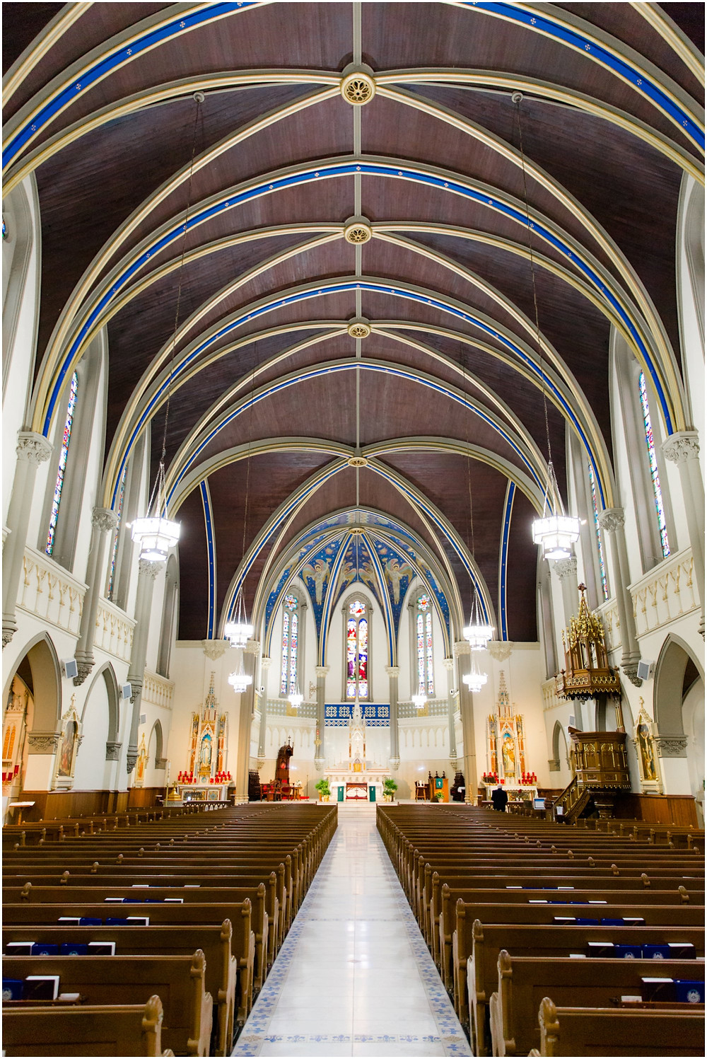 St John's Catholic Church Indianapolis
