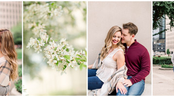 Indianapolis Engagment Photographer | Lindsay & Connor