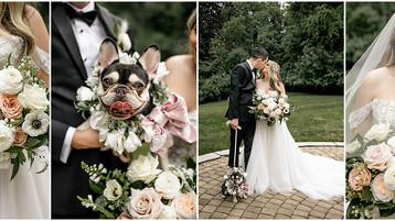 Laurel Hall Indianapolis Wedding | Nina & Blake