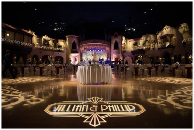 Indiana Roof Ballroom Reception