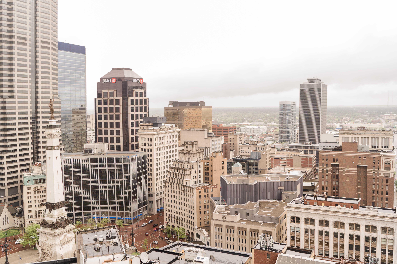 Indianapolis-skyline