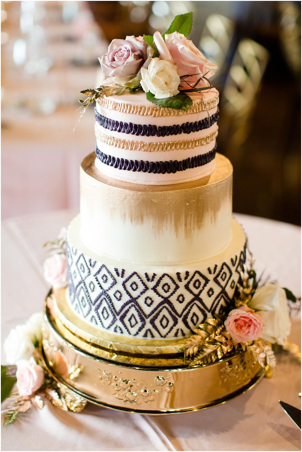 Classic Cake Wedding Cake