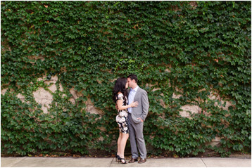 Indianapolis Engagement Session | Molly & Brian