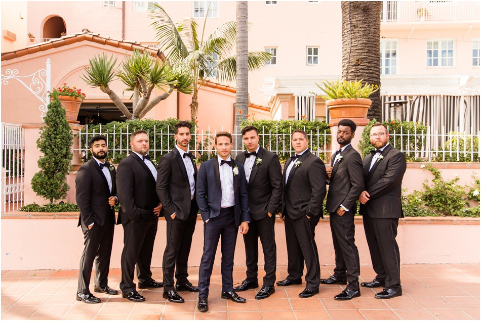 Groomsmen-La-Valencia-Hotel-Wedding
