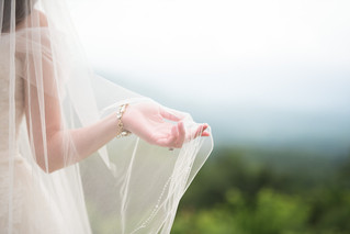 Mountain Top Elopement | Destination Wedding
