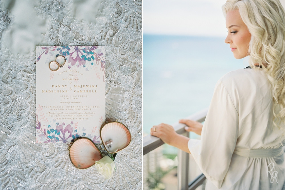 Hawaii wedding planning