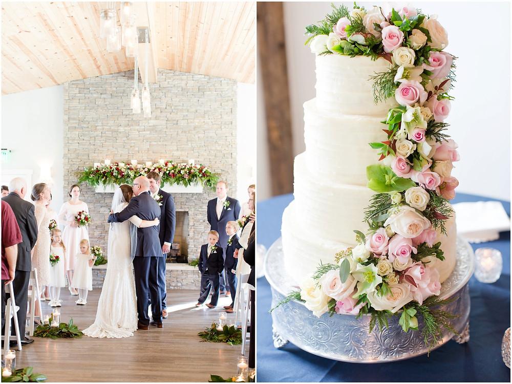 Indianapolis wedding cakes
