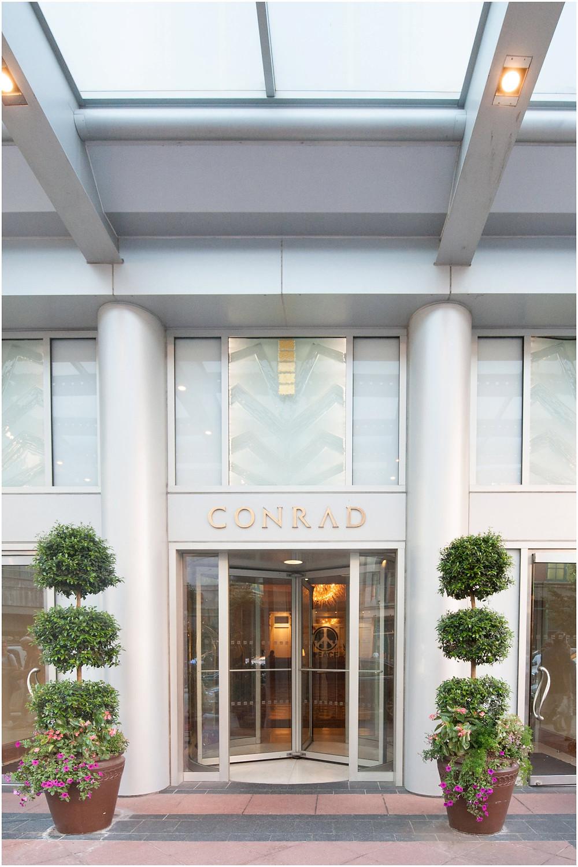 The Conrad Indianapolis Wedding Receptions