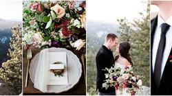 Romantic Mountain Wedding | Boulder Colorado Wedding | Brittany & Jordan