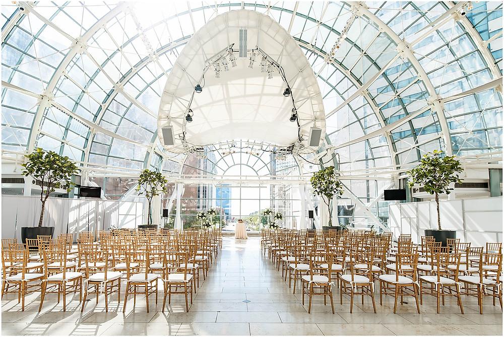 Indianapolis-Artsgarden-Wedding-Ceremony