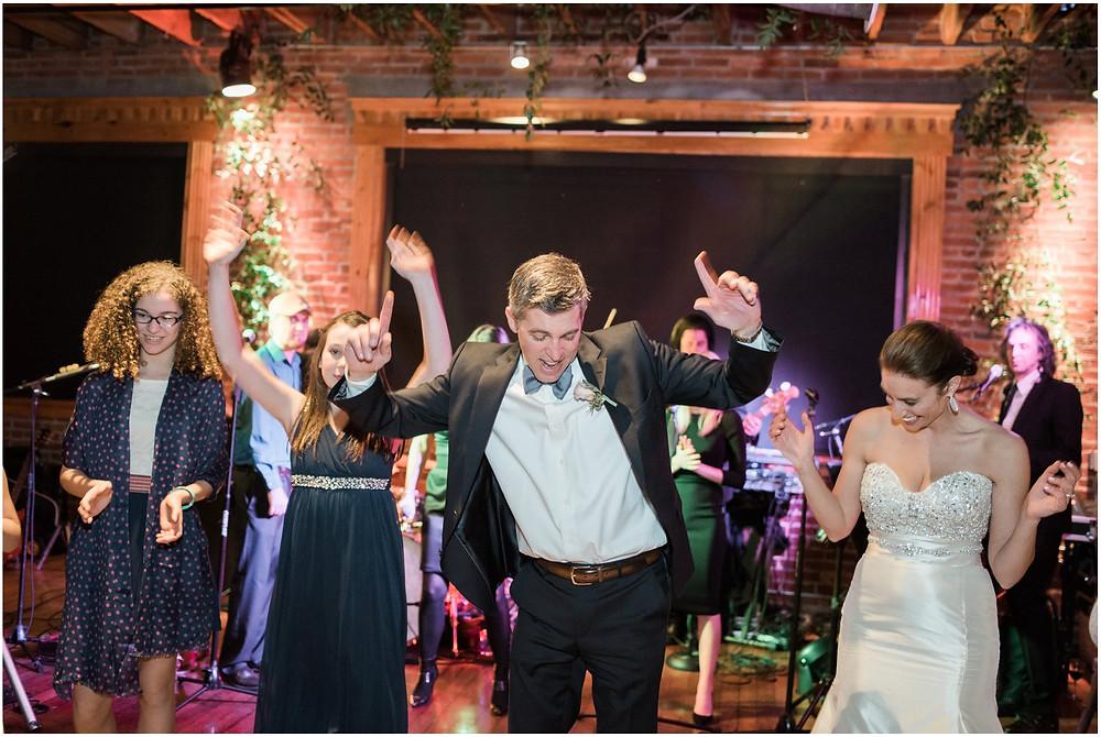 Indianapolis wedding reception