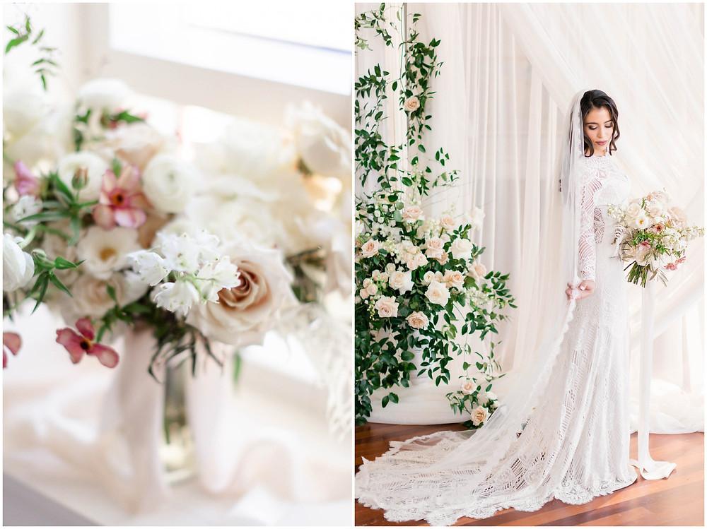 Bride-wearing-claire-pettibone-wedding-dress
