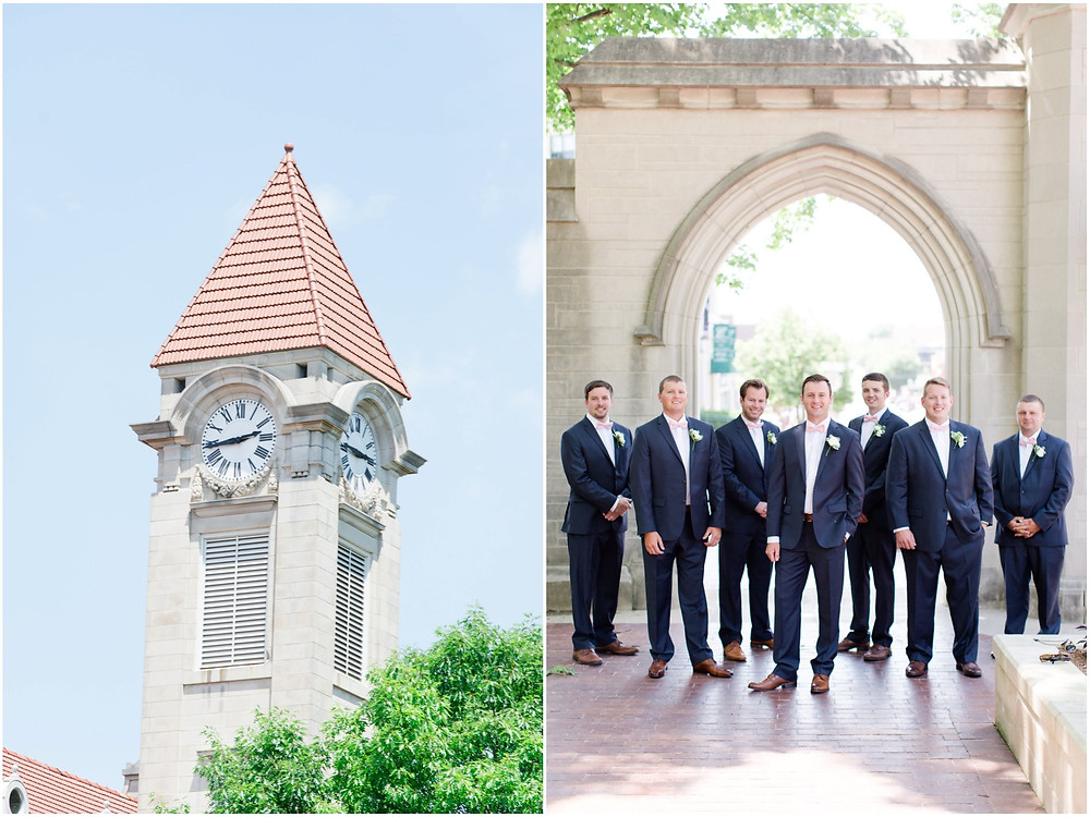 Indiana University Wedding