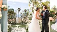 La Jolla California Wedding | La Valencia Hotel | Bret & Marlene