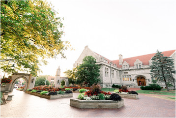 Indiana University Bloomington Wedding | Katie & Adam